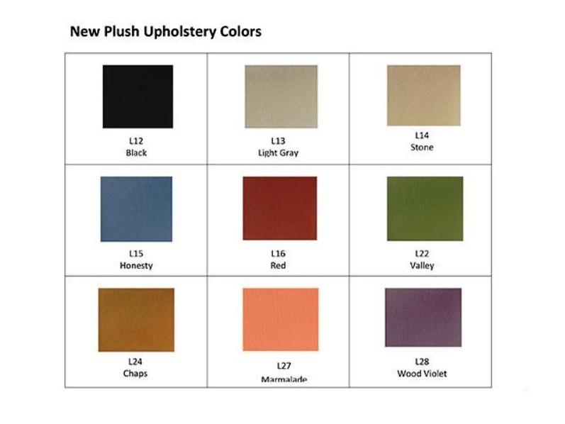 Filght Dental A12 Dental Chair Upholstery Colors